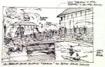 Croqui do Livro  Desenho de Arquitetura - Técnicas e atalhos que usam Tecnologia - Jim Leggitt