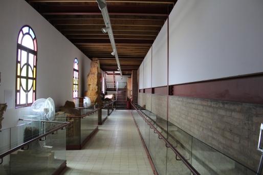 Galeria resguarda estrutura antiga