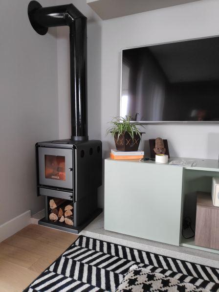 Calefator Exposto - Apartamento Reina