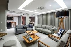 Sala pronta - Residência GJAB