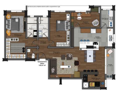 Apartamento Bitha