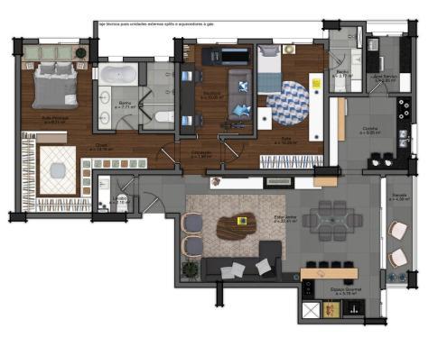 Apartamento Befra