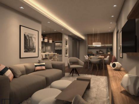 Apartamento AER - integração parcial