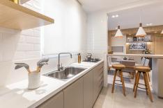 Apartamento Guima - Integração total